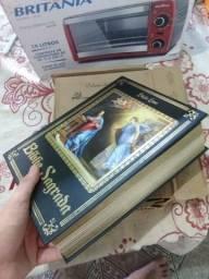 Bíblia sagrada. Edição Luxo