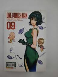 one punch man edição 9