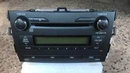 Auto Rádio de Corolla Toyota