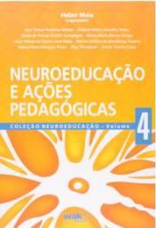 Livro Neuroeducação e Ações Pedagógicas (Português) Capa comum