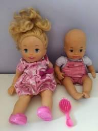 Título do anúncio: Bonecas Little Momny  Combo 2 bonecas