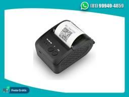 Mini Impressora Térmica Bluetooth 2.0 58mm Leon 560