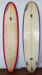 Prancha de surfe fun 7,3 Stiga; ótimo estado