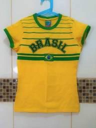 Camiseta da Seleção Brasileira