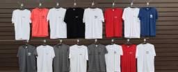 Camisetas básica - Diversos modelos - Atacado e varejo