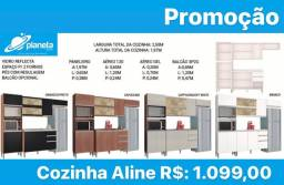 cozinha Aline promoção