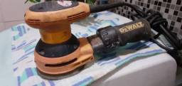 Lixadeira rotor órbital elétrica