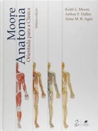 Livro Anatomia Moore