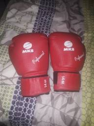 Luvas de Boxe MKS profissional