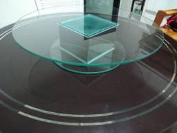Boleira de vidro