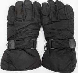 Luva motoboy / motociclista 100% Impermeável e tecido duplo