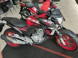 Moto Twister Nova, Promoção
