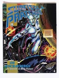 Graphic Marvel n.14 - Surfista Prateado - Os Escravistas [Marvel | HQ Gibi Quadrinhos]