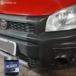 Revitalizador de Plásticos Rejuvex 400gr - Produtos de Limpeza Automotiva