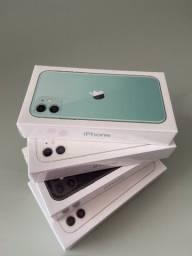 IPhone 11 novo/lacrado