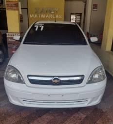 Título do anúncio: Corsa Premium 2011 / 1.4 com Gnv