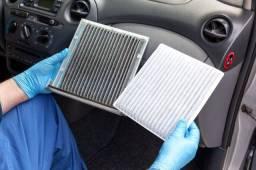 Manutenção de ar-condicionado automotivo