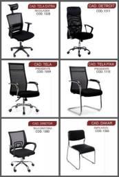 Cadeiras de Luxo