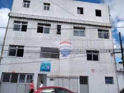 Apartamento com 2 dormitórios para alugar, 81 m² por R$ 550,00/mês - Magano - Garanhuns/PE