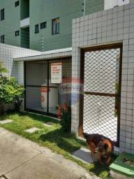 Título do anúncio: Apartamento com 2 dormitórios à venda, 55 m² por R$ 250.000,00 - Campo Grande - Recife/PE