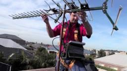 Coletiva de Antenas UHF - Instalação de qualidade - Orçamento Grátis