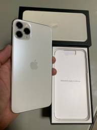 Iphone 11 pro max branco 64gb