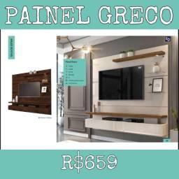 Painel Grego Painel Sala de estar Móveis 584