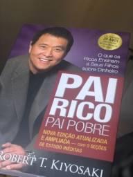 LIVRO PAI RICO, PAI POBRE edição ampliada