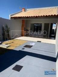Casa com 2 dormitórios à venda, 72 m² por R$ 178.000 - Residencial Santa Fé - Goiânia/GO