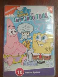 Dvd Bob esponja