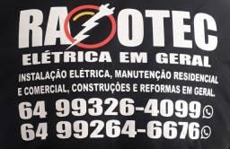 RAIOTEC Elétrica em Geral