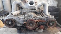 Motor completo subaru sem injeção