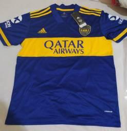 Camisa Qatar Airways
