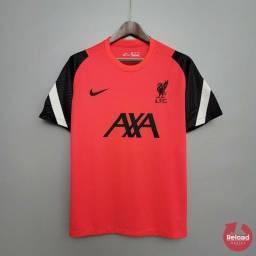 Camisa Liverpool Strikes Training 2020/21