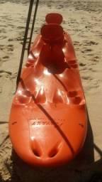 Caiaque tipo Catamarã, Kayaky de 2 lugares