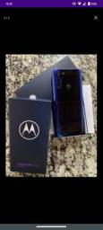 Motorola one fusion azul safira 1400