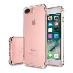 Capinha de silicone Anti Shock Iphone SE 2020