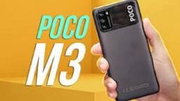 Título do anúncio: Poco M3 128gb+6 Preto