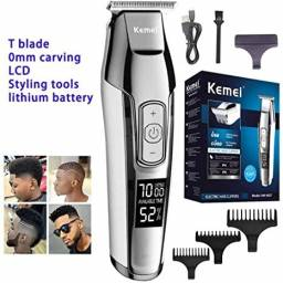 Cortador de cabelo Kemei KM-5027- entrega gratis