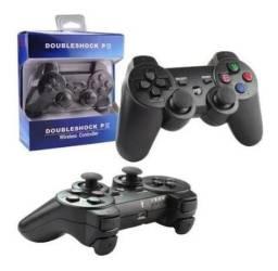 Título do anúncio: Controle PS3 sem fio Promoção 73,00 ou 2 por 139,00