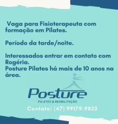 Título do anúncio: Instrutora Pilates - Fisioterapeuta