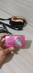 Câmera Nikon Coolpix s3100