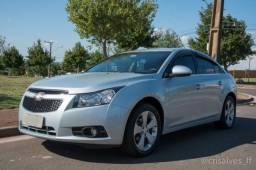 Chevrolet Cruze 1.8 LT 16V / 2012 / Prata / Automárico / Sem Pendências