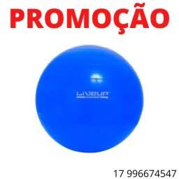 Bola Suiça 65cm azul -live up