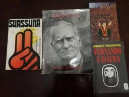 Ariano Suassuna - 4 livros