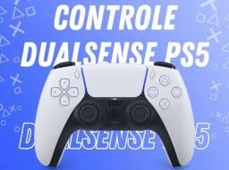 Controle DualSense PS5 Branco | Lacrado