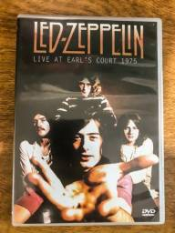 Título do anúncio: DVD Led Zeppelin - Live At Earl's Court 1975