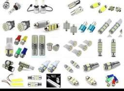 Título do anúncio: LEDs para carro, moto, caminhão, van, etc..