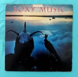 Título do anúncio: LP Vinil Roxy Music Avalon 1982 com encarte