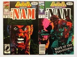 Punisher Invades The NAM 2ed [Marvel | HQ Gibi Quadrinhos]